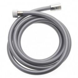Flexible de douche PVC 2m gris
