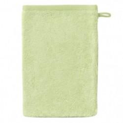 SANTENS Gant de toilette BAMBOO 16x22 cm - Vert tilleul