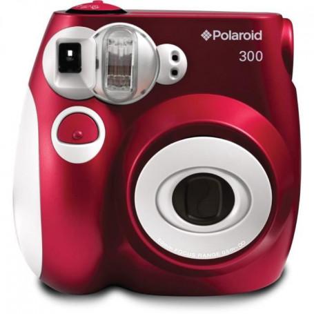 Polaroid Pic300 Rouge Appareil Photo Instantané