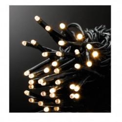 Guirlande de Noël LED extérieure filaire PVC - 3 m - Blanc c