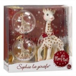 SOPHIE LA GIRAFE Coffret Mon 1er Noel