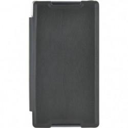 ANYMODE Etui folio Samsung Galaxy Alpha G850 - Noir