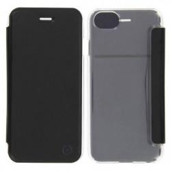 Etui Clapet Portefeuille Noir iPhone 7 et iPhone 8, 6 et 6s