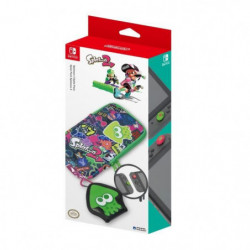 Kit de protection Splatoon 2 pour Switch