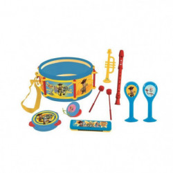 LEXIBOOK - TOY STORY 4 -  Set de 7 Instruments de Musique -