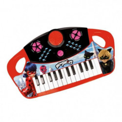MIRACULOUS LADYBUG Piano électronique a 25 touches - 8 mélod