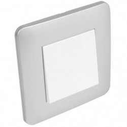 DEBFLEX CASUAL Méca Interrupteur va et vient blanc et silver