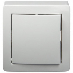 SCHNEIDER ELECTRIC Interrupteur va et vient Alrea avec cadre