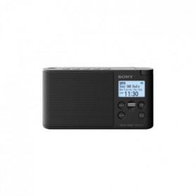 SONY - XDRS41 - Radio portable DAB/DAB+ Noir