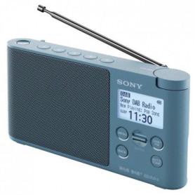 SONY - XDRS41 - Radio portable DAB/DAB+ Bleu
