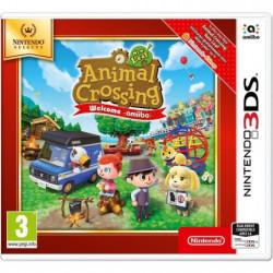Animal Crossing New Leaf Welcome Amiibo 3DS Jeu Nintendo Sel