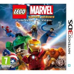 LEGO Marvel Super Hereos Jeu 3DS