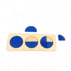 BSM  -  Les Cercles systeme Montessori