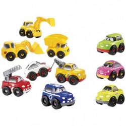 ABRICK Coffret 7 Fast Car + 3 gratuites