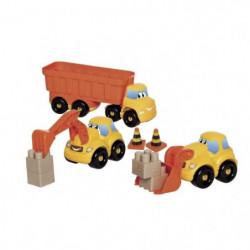 ABRICK Camion remorque Fast truck TP