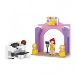 Briques Compatibles Lego - Construction - Reve de fille - -