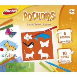 JOUSTRA - Pochoirs