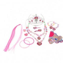 BARBIE DREAMTOPIA Bracelets et charms - 15 pieces