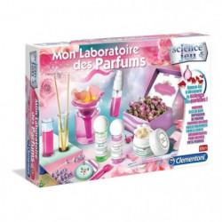 CLEMENTONI Science & Jeu - Mon laboratoire des parfums - Jeu