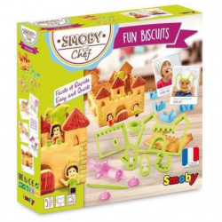 SMOBY CHEF Fun Biscuits + Recettes