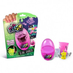CANAL TOYS - SO SLIME  DIY - Slime Shaker oeuf - Glow in the