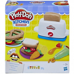 PLAY-DOH Kitchen Créations - Le Grille Pain