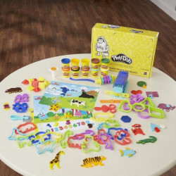 PLAY-DOH - Coffret Ecole