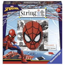 STRING IT midi licence Spiderman Suivez La tendance du Strin