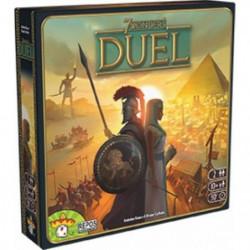 ASMODEE - 7 Wonders Duel - Jeu autonome pour 2 joueurs - Jeu