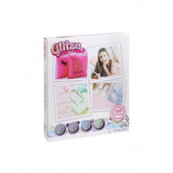 GLITZA ART Tatouage Simply Girly - 100 Designs