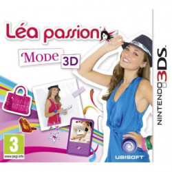 Lea Passion Mode 3D Jeu 3DS