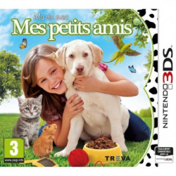 Ma vie avec mes petits amis Jeu 3DS