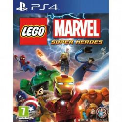 LEGO Marvel Super Heroes Jeu PS4