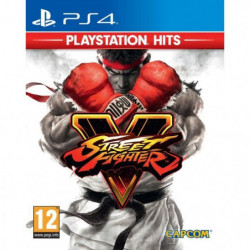 Street Fighter V Playstation Hits Jeu PS4