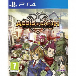 Aegis of Earth : Protovonus Assault Jeu PS4