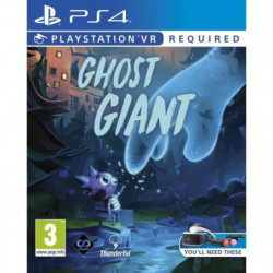 Ghost Giant VR Jeu PS4 (PSVR obligatoire)