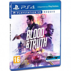 Blood and Truth - Jeu VR