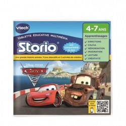 VTECH - Jeu Éducatif Storio - Cars 2