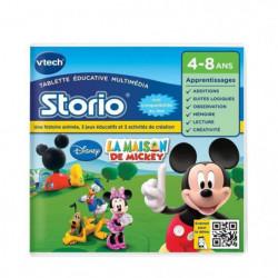 VTECH - Jeu Éducatif Storio - La Maison De Mickey