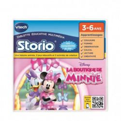 VTECH - Jeu Éducatif Storio - La Boutique de Minnie