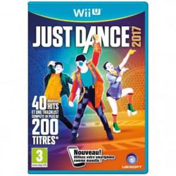 Just Dance 2017 Jeu Wii U