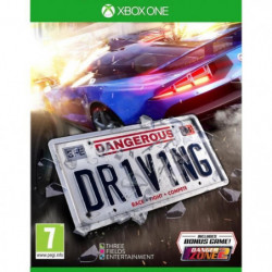 Dangerous Driving Jeu Xbox One