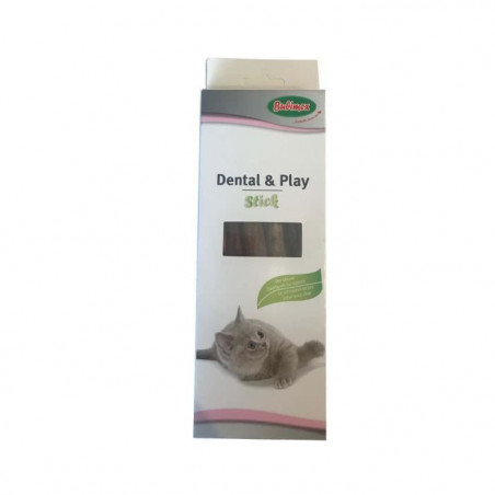 BUBIMEX Dental & play stick - Pour chat