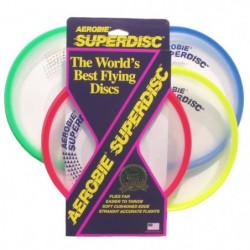 AEROBIE Disque Frisbee Superdisc Mixte Multicolore