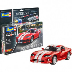 REVELL Maquette Model set Voitures Dodge Viper GTS 67040