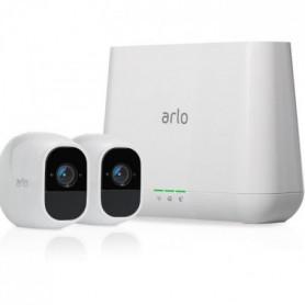 Arlo Pro 2 -  Pack de 2 Caméras 1080p HD