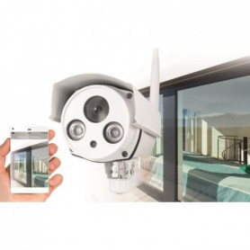 AVIDSEN Caméra de surveillance Visia connectée IP