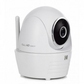 KODAK Security Caméra de surveillance motorisée