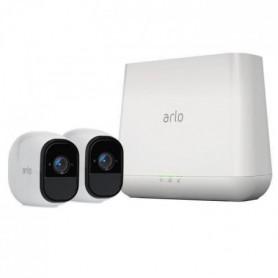 Arlo Pro -  Pack de 2 Caméras HD 720p qans fils