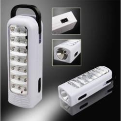 I-WATTS Lampe de secours 21 LED